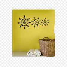Wandtattoo Waschküche Esszimmer Marokkanisch Png