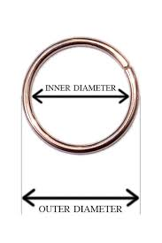 Nose Ring Size Chart Ireland Wedding Heels From Nose Ring Size Chart
