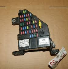 kia sportage oem fuse box w warranty image is loading 2005 2006 2007 2008 2009 2010 kia sportage