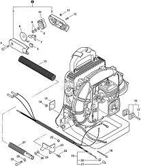 Echo pb 500h s n p02112001001 p02112999999 parts diagram for hip