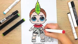 Lol surprise dolls color in, lol surprise dolls colouring pages. L O L Surprise Coloring Pages To Print Topcoloringpages Net