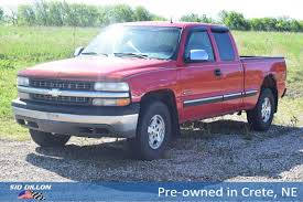 Pre-Owned 2001 Chevrolet Silverado 1500 LT Extended Cab in Crete ...