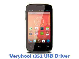 Download Verykool s352 USB Driver