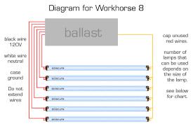 workhorse ballast wiring diagram readingrat net Electrical Ballast Wiring Diagram workhorse ballast wiring diagram fluorescent ballast wiring diagram