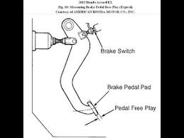 how to install a brake light switch car and truck repairs part 2 how to install a brake light switch car and truck repairs part 2