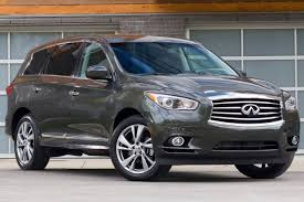 Used 2013 INFINITI JX for sale - Pricing & Features | Edmunds
