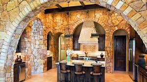 Stone Kitchen Stunning Stone Kitchen Design Ideas Youtube