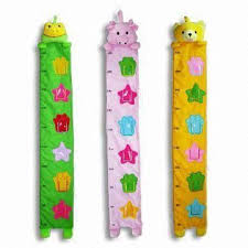 China Baby Growth Chart In Animal Soft Toy Designs Made Of