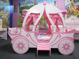 Image detail for -home kids beds girls beds girls princess carriage bed