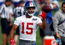 Here Is The Giants Unofficial Depth Chart Following Otas