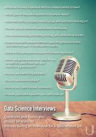 questions from data science interviews udacity data science interview questions and topics via udacity