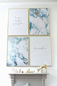 Diy Wall Decor Best 10 Diy Wall Art Ideas On Pinterest Diy Artwork Diy Wall
