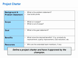 project charter construction project charter template excel new construction project template