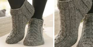 Knitted Sock Patterns Awesome Alaska Knitted Ankle Socks [FREE Knitting Pattern]