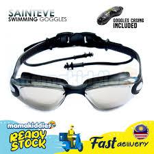 Mamakiddies Adult <b>Swimming</b> Goggles <b>Swim Diving</b> Adjustable ...