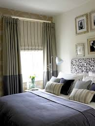 Small Window Curtains For Bedroom Window Curtains With Blinds Free Image