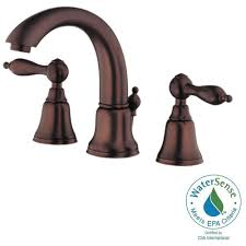 danze fairmont 8 in widespread 2 handle mid arc bathroom faucet in oil