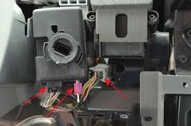 2008 2014 chrysler and dodge minivan shifter fix repair  at 2010 Dodge Charger Gear Selector Wire Connection Diagram
