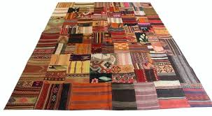 image 0 turkish patchwork rug overdyed rugs over dyed patchwork rug