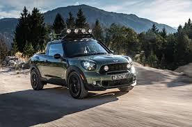 Mini Paceman Adventure is a One-Off Mini Pickup Truck - MotorTrend