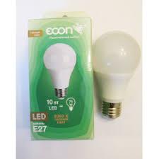 Отзывы о <b>Светодиодная лампа Econ LED</b>