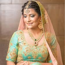 indian bridal makeup in goa