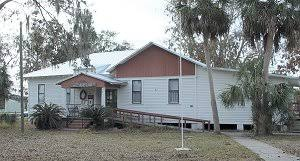 History of the Seven Springs School, Pasco County, Florida