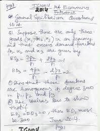 ignou ma economics microeconomics mec paper solutio  ignou ma economics microeconomics mec 001 2014 paper solutions