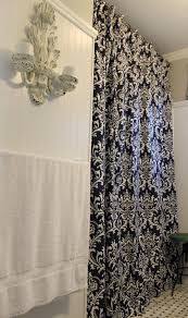 Navy Blue Patterned Curtains Classy Beauteous Blue Curtains Together With Bedroom On Silver Curtain Rod