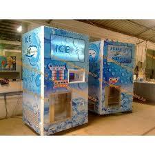 Bulk Ice Vending Machines Mesmerizing RO48AIW China Bulk Ice Vending Machine With 48kg Per Day