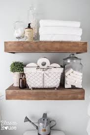 modern bathroom shelves. floating shelf decor modern bathroom shelves r