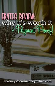 compare my proofs plus ebates review why it s worth it my payment proof