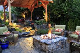 fire pit ideas backyard voguish full size together with landscape