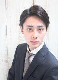菊地武志さんのヘアスタイル くせ毛風パーマで男をあげろ