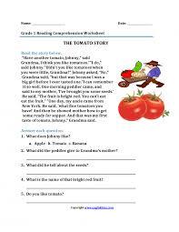 Kids. 1st grade reading comprehension worksheets: First Gradele ...