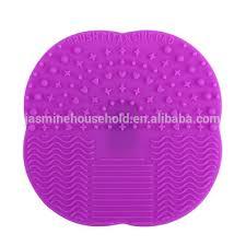 silicone makeup brush cleaner. makeup brush cleaning pad cleansing palette silicone cleaner