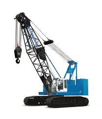 Crawler Cranes Forward Advance Article Khl