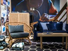 ikea stockholm collection rattan chair blue pattern carpet collection ikea stockholm collection 2017 uk