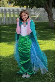 diy mermaid costume girls toddler mermaid costume kids