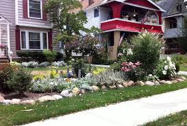 Small Picture Front Yard Garden Design Garden ideas and garden design