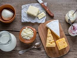 6 Dairy Foods That Are Naturally Low In Lactose