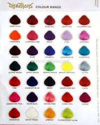 Semi Permanent Hair Dye Colour Chart Hair Dye Colour Semi Permanent Skys The Limit Blue Gloves Included Buy Hair Colour Semi Permanent Hair Colour Ammonia Free Hair Colour Product