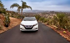 2018 nissan leaf colors. delighful leaf 2018 nissan leaf ev white front driving to nissan leaf colors