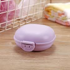 <b>Bathroom Dish Plate</b> Case Home <b>Shower</b> Travel Hiking Holder ...