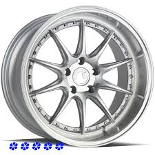 Nissan Lug Pattern Chart Details About Aodhan Ds07 19x9 5 11 15 Silver Staggered Wheels 5x114 3 Stance Fit Nissan 350z