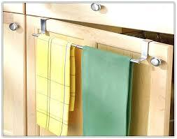 kitchen towel grabber. Dish Towel Holder Grabber Kitchen Crochet .