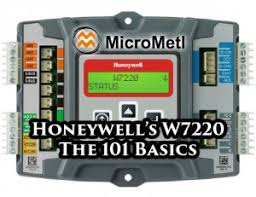 honeywell s jade w7220 controller the 101 basics micrometl honeywell w7220 at micrometl