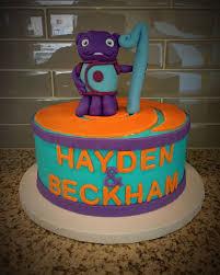 Home 1st Birthday Cake Cakecentralcom