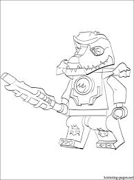Small Picture LEGO Legends Of Chima Coloring Page LEGO LEGO Laval And The CHI