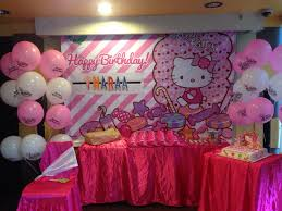 Actual Party Tharaaturnstwo A Jollibee Hello Kitty Themed Party